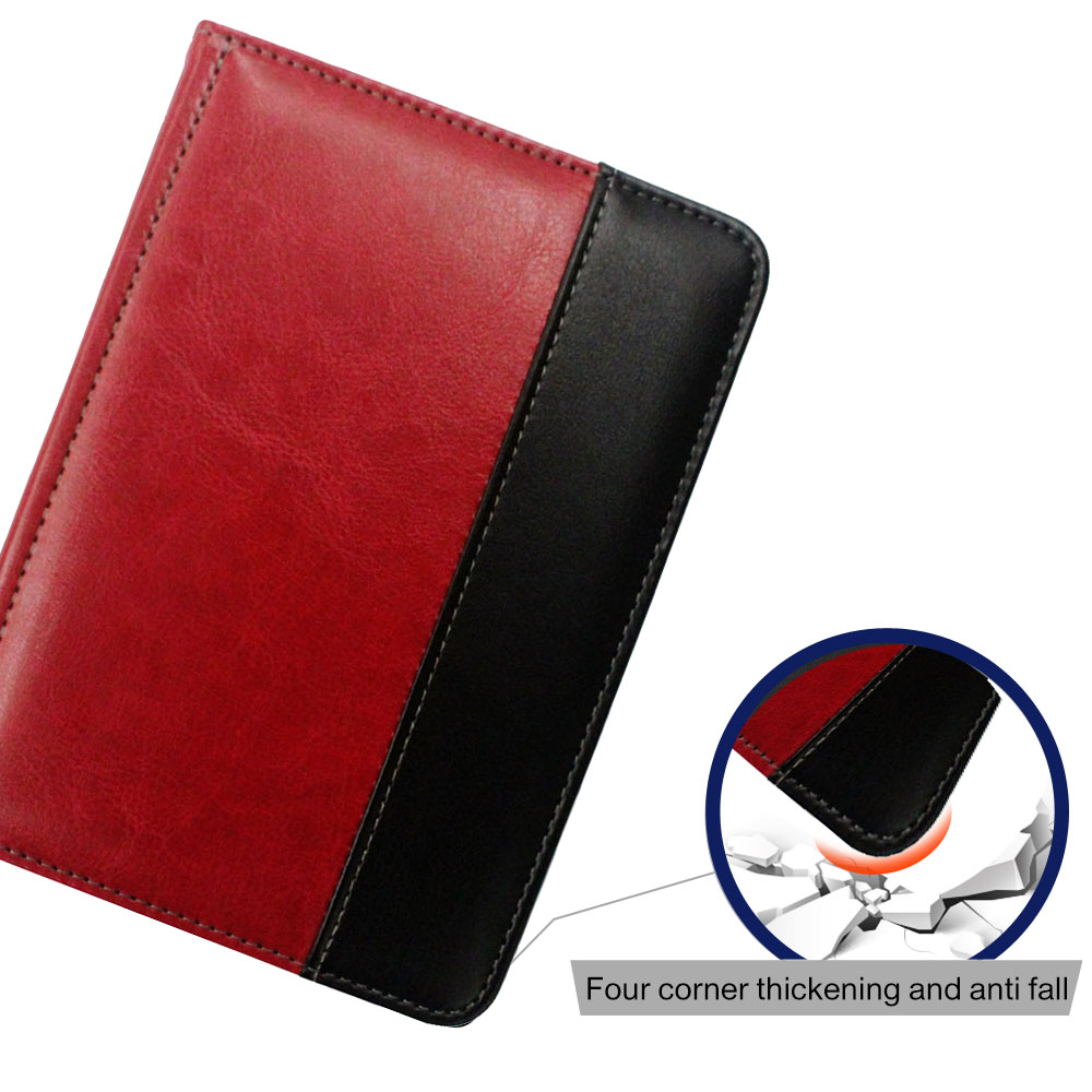 New Arrival Case For Digma E654 Ebook 6 Inch Pu Leather Book Cover Flip Good Suitable For R654 R634 EReader Pocket Pouch