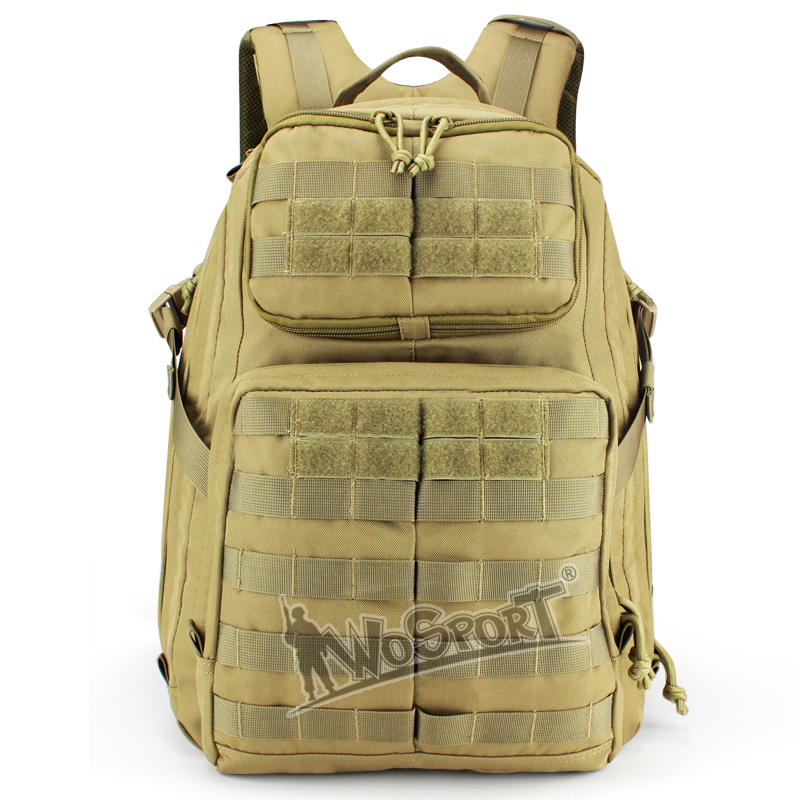 Tactical Backpack Outdoor Bags Waterproof Molle Military Camping Hiking Outdoor Bag Assault Men Travel Rucksacks Outdoor Bags