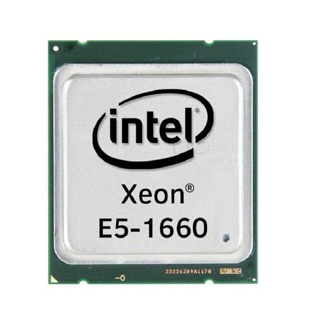 Intel Xeon E5 1660 SR0KN 3.3GHz 6 Core 15Mb Cache Socket 2011 CPU Processor