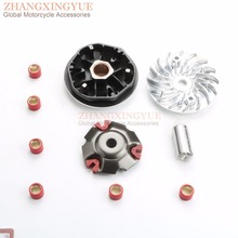 Racing Variator Kit with Roller Weights for HONDA PCX125 WW125 7G 11G 13G 16.5G