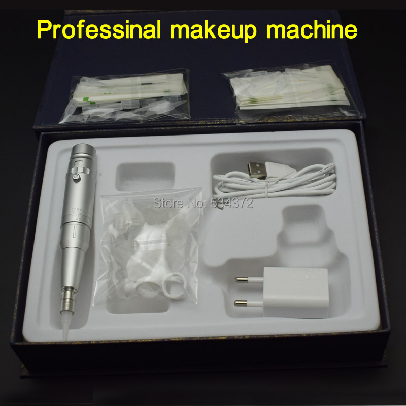 35000R Import Motor Eyebrow Tattoo Machine Professional Permanent Makeup Machine Kits newly arrived import motor performance tattoo permanent makeup machine pen eyebrow lips tattoo machine