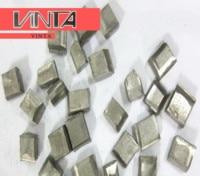 Free Shipping Tin Ingot Sn 99.99% High Purity Solder Block Pure Welding Metal Soldering Element Collection DIYs Crafts Workshops