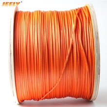 12 плетений 3 мм 2000 фунтов 10 м парапланерная лебедка веревка СВМПЭ плетеная