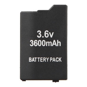 3600 mAh Game Machine Battery for Sony PSP 2000 PSP 3000 PlayStation Portable Rechargeable Batteries Game Accessories