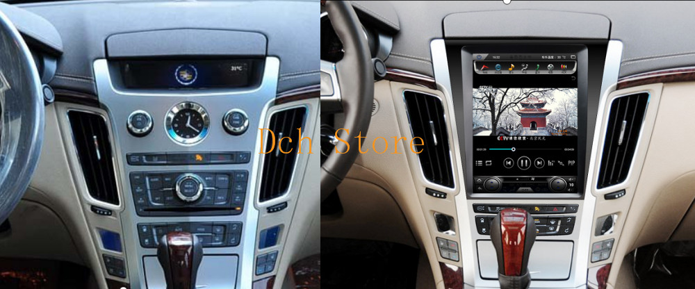 Android navigation box for Cadillac CTS etc Intellilink