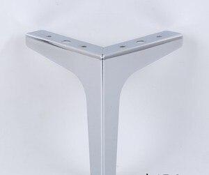 Image 4 - Patas de altura ajustable para muebles, patas de sofá, silla, armario de TV, tallado, patas de alambre para muebles modernos simples, 4 Uds.