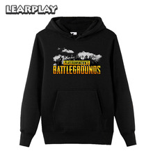 LEARPLAY PUBG Hoodies PLAYERUNKNOWN'S BATTLEGROUNDS Cospaly Costumes Winter Autumn
