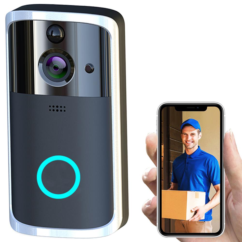 HTB1YVpFUSzqK1RjSZPxq6A4tVXa8 - WiFi Video Doorbell Camera