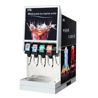 Commercial Drinks Dispenser Sodas Machine Carbonate Beverage Equipment IKLJ 4B4