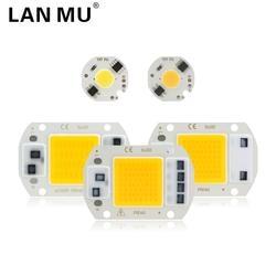 СВЕТОДИОДНЫЙ удара чип 10 W 20 W 30 W 50 W 220 V смарт-ic нет необходимости водитель 3 W 5 W 7 W 9 W Светодиодный лампа для прожектор Diy освещение