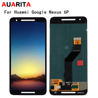1pcs LCD For Huawei Google Nexus 6P Lcd Display Screen With Touch Panel Screen Digitizer Assembly