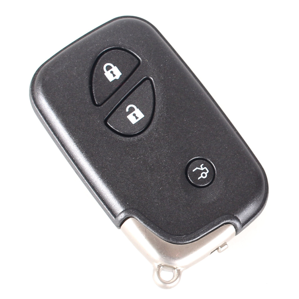 Chiave Telecomando per Lexus IS250 ES350 GS350 LS460 GS With Small Key Blade 1