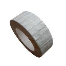 Высокомощный магнитный сердечник с аморфной нанокристаллической рисовой белой лентой 80*50*25