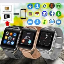New Men smartwatch sport Smart Watch Fitness Pedometer Alarm Clock Digital Watch Bluetooth Language Call For Android phones+Box цена