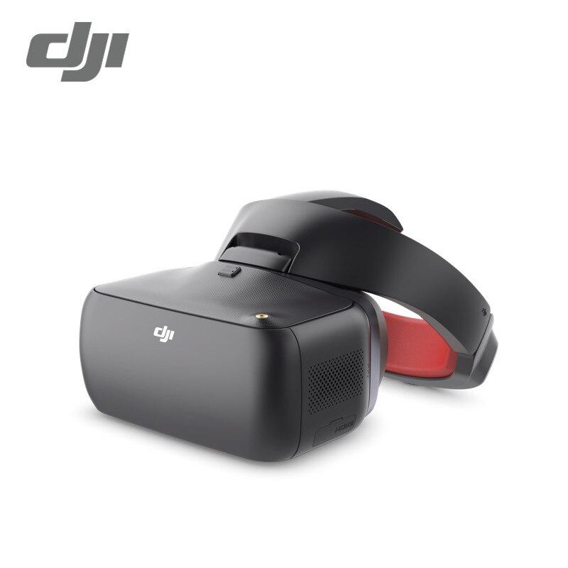 DJI GOGGLES RACING EDITION Upgraded FPV HD VR Glasses for DJI Mavic Pro Platinum DJI Phantom 4 Plus DJI Inspire 2 Quadcopters dji аккумулятор 4s1p для квадрокоптера phantom 4 pro 5870mah