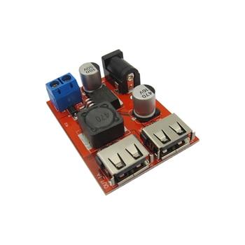 DC-DC buck module, car charging, solar 3A voltage stabilized power module, 9V/12V/24V/36V to 5V