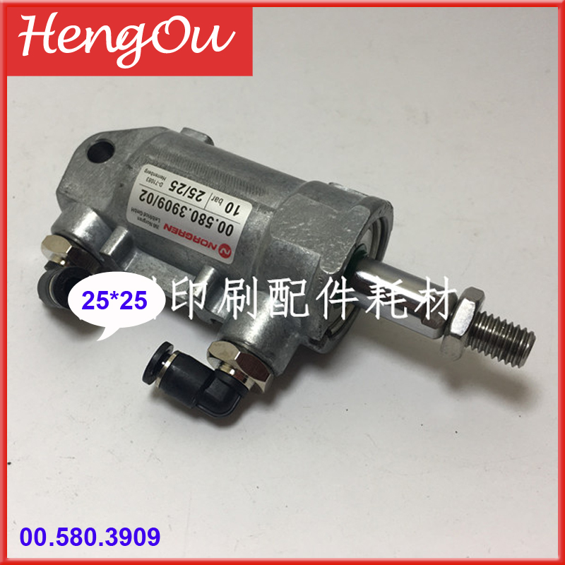 00.580.3909 CD102 SM102 SM74 machine center roller air cylinder00.580.3909 CD102 SM102 SM74 machine center roller air cylinder
