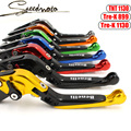 7 Colores CNC Motorcycle Freno Ajustable Palancas de Embrague Para Benelli TNT 1130 TRE TNT1130 K899 1130 Tre-k 899 1130/Amazonas