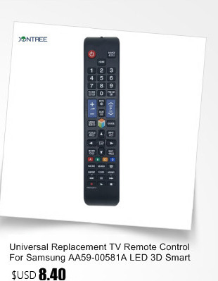 AKB73575401 universal remote control for LG sound bar NB3250A NB3520A tv  433mhz remote controller new factory price MOONTREE