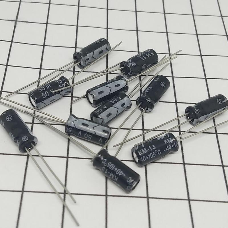 10PCS 33uF 16 V 6x3.2x2.6mm C Type SMD SMT Tantale Puce Condensateurs