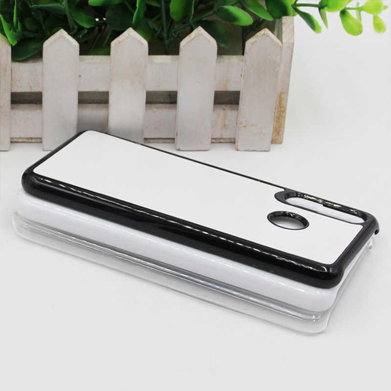 NSB uni Para Huawei P30 Lite NOVA4 E 2D Foto Impressão Em Branco Tampas Do Telefone Simples Caso de Telefone Celular de Plástico de Transferência caso de volta