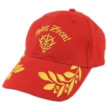 Anime Mobile Suit Hat är lika hög som Baseball Cap Broderad Hat Sun Hat är lika hög som Cap Factory Outlet