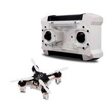 Квадрокоптер дрон FQ777-124 карманные беспилотный 4CH 6 ось гироскопа Quadcopter с отключаемым контроллер RTF бпла мини-вертолет дроны