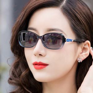 Image 2 - Vazrobe Small Face Polarized Sunglasses Women Fashion Sun Glasses for Woman 2019 New Female Shades Anti Reflection UV400
