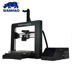 WANHAO tanie stabilna jakość piłka odbija się sprzedaży pojedyncze wytłaczarki I3 V2.1 FDM 3D drukarki dla początkujących