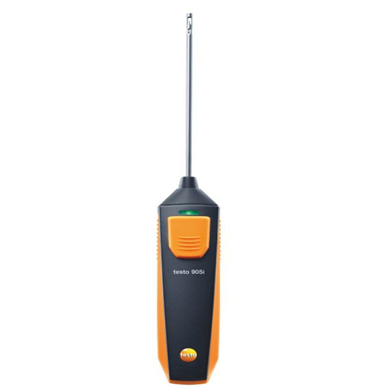 testo 905i thermometer with smartphone operation