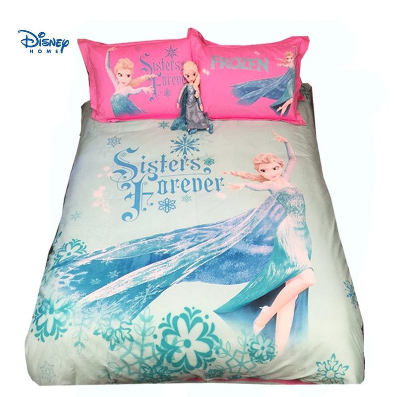 Disney Frozen Elsa Princesse Douillette Ensemble De Literie Reine
