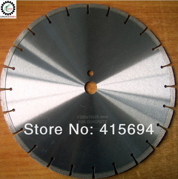 цена на 350mm laser weld segment 14diamond saw blade disc cut multimaster the sawing power tool accessories for masonry,concrete,beton