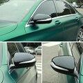 ABS пластиковое зеркало заднего вида для Mercedes-Benz C class 2019 W205 автомобильные аксессуары стикер автомобиля