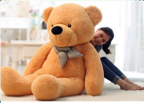 200 Cm Giant Teddy Bear Grandi Animali Di Peluche Peluche Giocattoli
