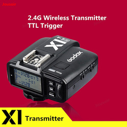 Godox X1T Flash Trigger Supports C/N/S high speed synchronous TTL trigger wireless transmitter CD50 T11