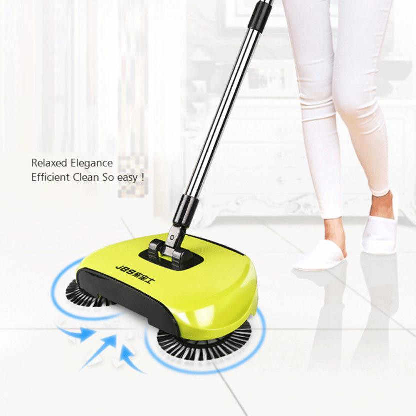 Detail Feedback Questions About Household Cleaning Brooms And Duspans Sweeper New Arrival 360 Rotary Home Use Magic Manual Floor Dust On