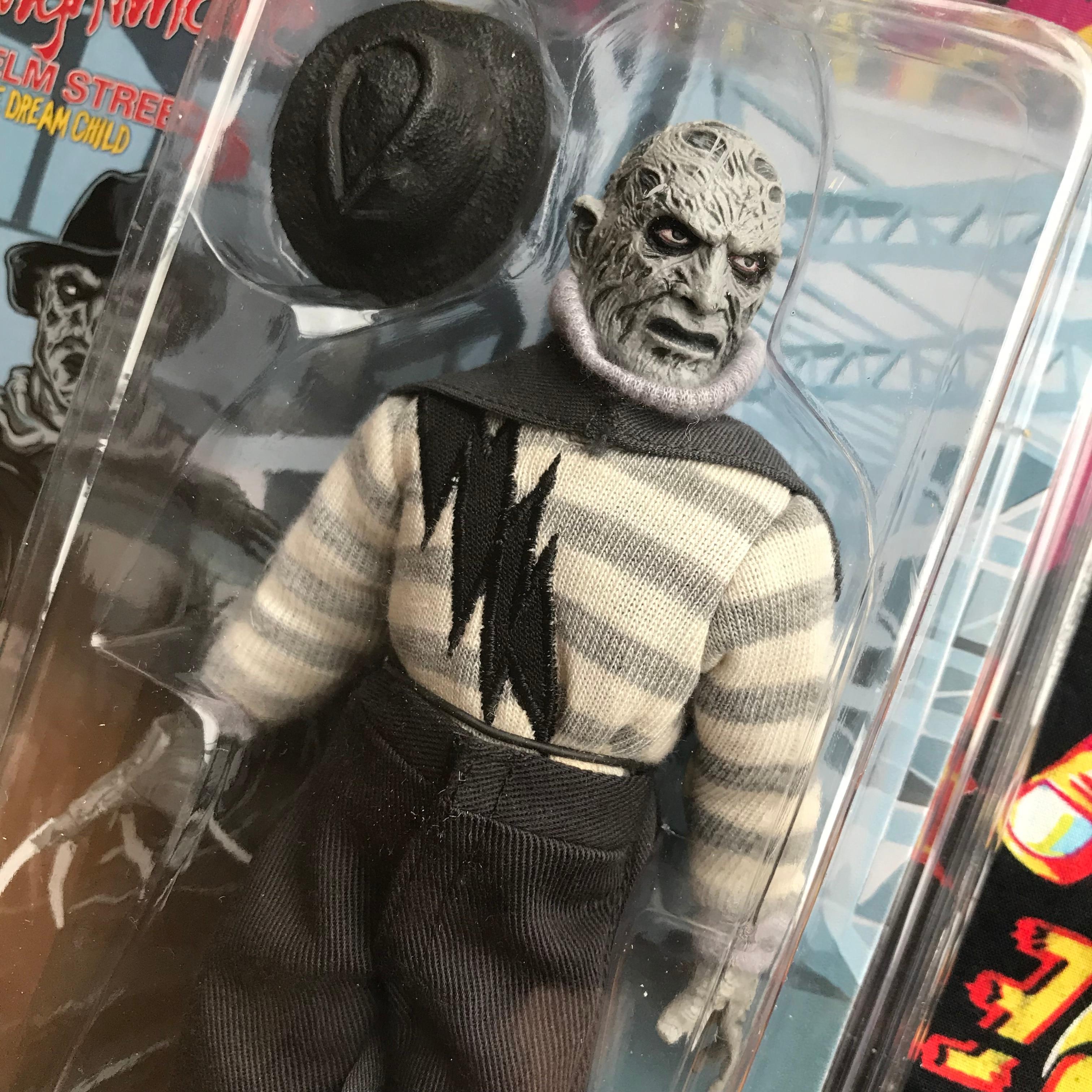 Original NECA Exclusive Old Goods Box Toy Horror: a