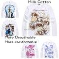 2015 Detective Conan Jimmy Kudo Camiseta Anime Japonés Famoso Animación Novedad hombres Camiseta Cosplay Traje Ropa de Verano