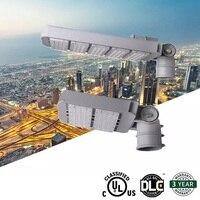 80W 150W 190W 240W LED Street Light street road walkway lamp tunnel flood light matched pole adapter 5 years warranty