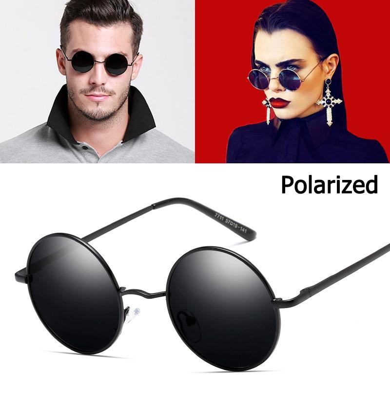 Adroit Jackjad Fashion Vintage Classic Round Style Polarized Sunglasses Men Women Brand Design Retro Color Sun Glasses Oculos De Sol With The Most Up-To-Date Equipment And Techniques Men's Sunglasses