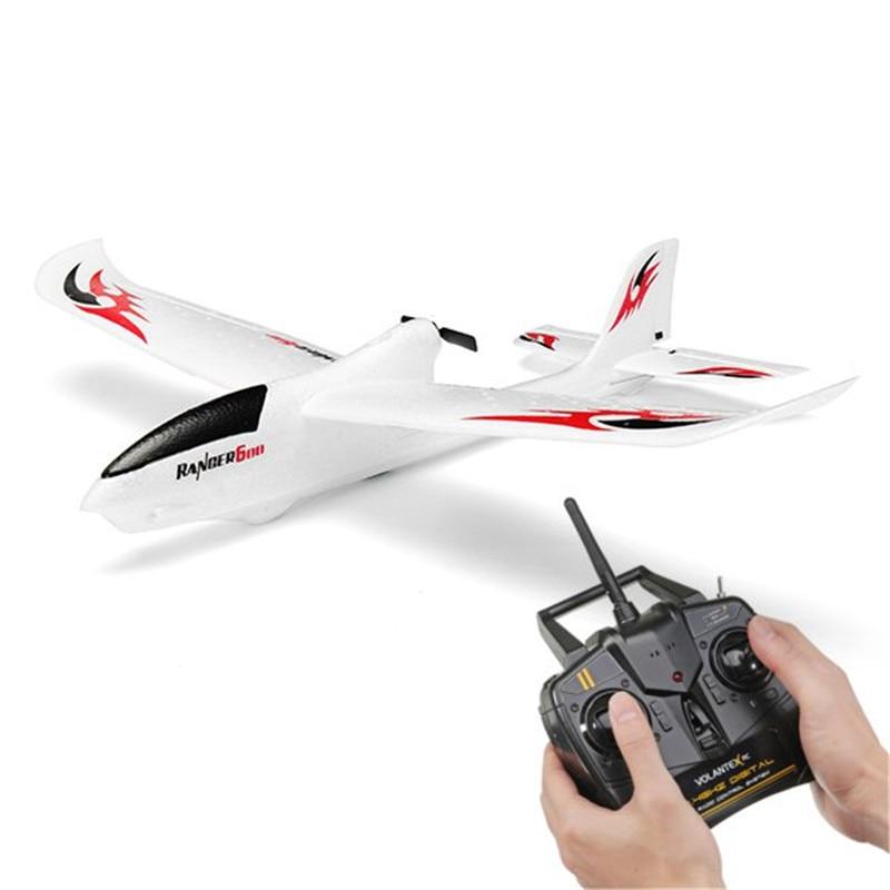 Фотография Hot New Volantex RC Ranger 600 761-2 2.4G 3CH 600mm Wingspan EPP 6-Axis Gyro Park Flyer RC Airplane RTF