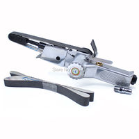 20MM 520MM Pneumatic Belt Sander Air Sanding Machine Polisher Tool Abrasive Belt Machines