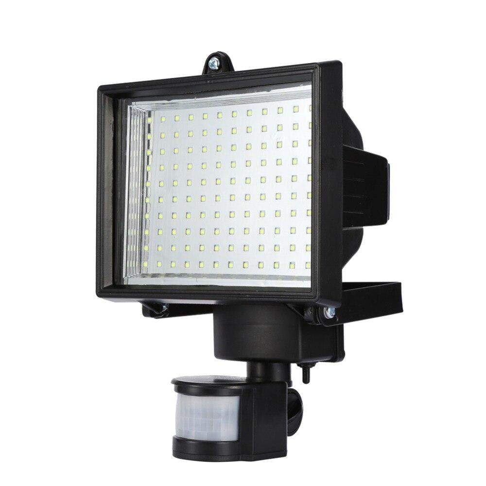 120led Solar Light Bs3 Escape Floodlight Wall Mounted Spotlight W Pir Sensor Motion Detector Lamps In Floodlights From Lights