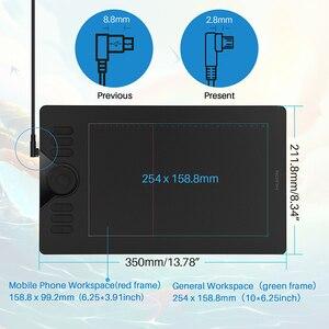 Image 5 - Графический планшет Huion HS610