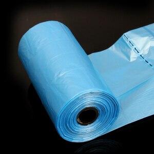 Image 5 - 40 rolka niebieskie woreczki na zwierzęce odchody pies kot odpady podnieś worek higieniczny rolka 15 torebek najgorętsza sprzedaż