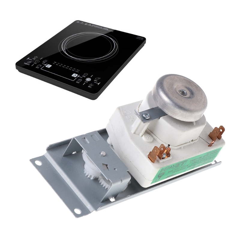 Четыре отверстия таймера контроллера времени для микроволновой печи Home Кухонные Принадлежности