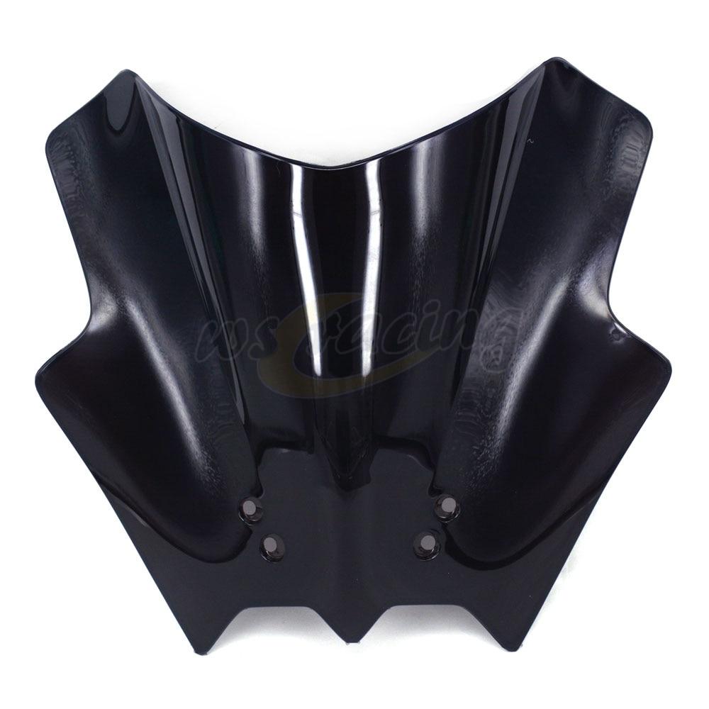 Motorcycle Windscreen Windshield For KTM Duke 125 200 390 Motorbike