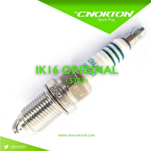 4X IK16 5303 NEW Genuine IRIDIUM POWER For iridium Spark Plug For Acura Audi Honda Hyundai