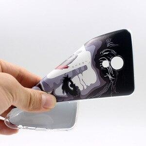 Image 2 - Etui na telefony dla Meizu M6 M6S M5C M5 M5S M3S M3 uwaga miękkiego silikonu TPU fajne tylna pokrywa we wzory dla Meizu Pro 6 U10 U20 16 przypadku