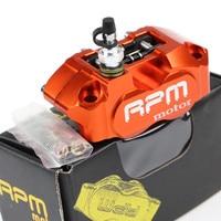 New RPM Brand CNC Motorcycle Brake Calipers Brake Pump For Yamaha Aerox Nitro BWS 100 Jog